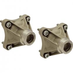 Supports de roue arrière + 25 mm DURABLUE pour YAMAHA BANSHEE 350