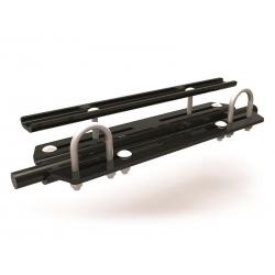 Fixation de châssis pour bras de poussée KIMPEX universelle - sauf CAN AM