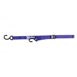 Sangles 2 crochets à boucle largeur 25 mm BIHR bleu