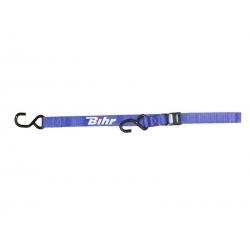 Sangles 2 crochets à boucle largeur 38 mm BIHR bleu