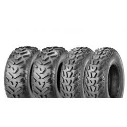 Pack 4 pneus avant et arrière KENDA Pathfinder 25x8-12 et 25x10-12