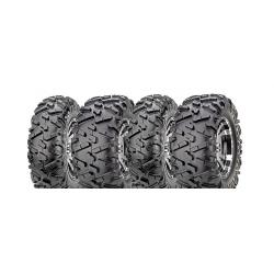 Pack 4 pneus avant et arrière MAXXIS Big Horn 2 25x8-12 et 25x10-12