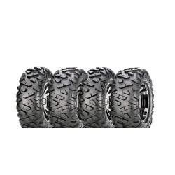Pack 4 pneus avant et arrière MAXXIS Big Horn  25x8-12 et 25x10-12