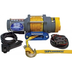 Treuil à câble synthétique SUPERWINCH TERRA 35 SR - 1588 kg
