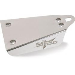 Protections de triangles avant ART en alu 4mm pour SUZUKI 450 LTR 2006-2012