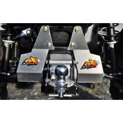 Protection de pont arrière AXP en alu 2,5mm pour CAN AM OUTLANDER 1000/MAX