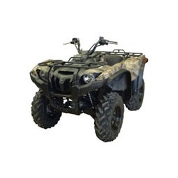 Extensions d'ailes DIRECTION 2 pour YAMAHA GRIZZLY 700 2008-2015