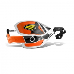 Protège mains CYCRA CRM Wrap blanc / orange