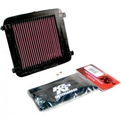 Couvercle de boîte à air K&N pour KAWASAKI KFX 400