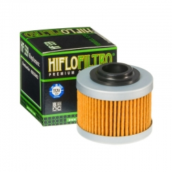 Filtre à huile HIFLO FILTRO HF559 pour CAN AM DS 450 jusqu'à 2008