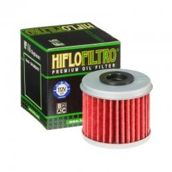 Filtre à huile HIFLO FILTRO HF116 pour HONDA TRX 450