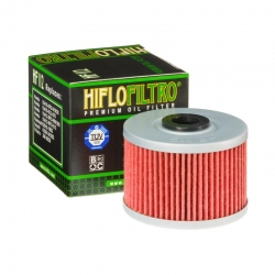 Filtre à huile HIFLO FILTRO HF112 pour HONDA TRX 700
