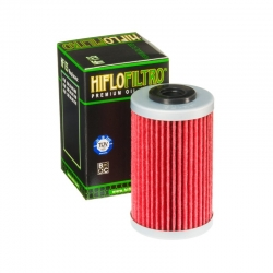 Filtre à huile HIFLO FILTRO HF155 pour KTM 450 XC filtre long
