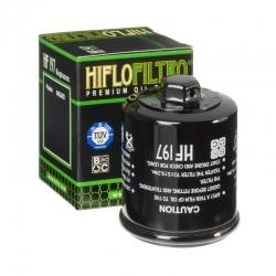 Filtre à huile HIFLO FILTRO HF197 pour POLARIS PHOENIX 200
