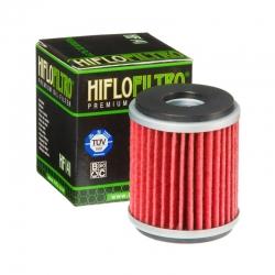 Filtre à huile HIFLO FILTRO HF141 pour YAMAHA RAPTOR 250