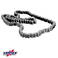 Chaîne de distribution VERTEX silencieuse 126 maillons pour YAMAHA GRIZZLY 550