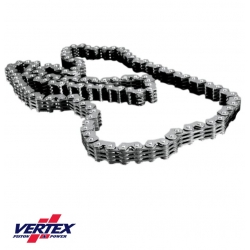 Chaîne de distribution VERTEX silencieuse 126 maillons pour YAMAHA RAPTOR 700